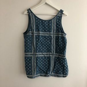 life in progress Tops - 5/$15 Life in progress jeans tank top